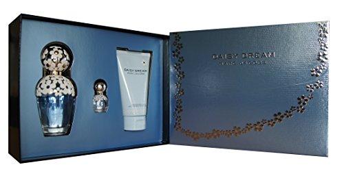 Marc Jacobs Mini (Marc Jacobs Daisy Dream Set von Eau de Cologne Spray, body lotion und Eau de Cologne Mini 254ML)