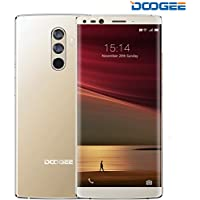 Moviles Libres Baratos, DOOGEE Mix 2 Smartphone Libre, 4G Android 7.1 Telefonos (5.99