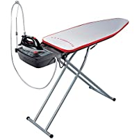 Leifheit Air Active L Steam Ironing System with Iron, Ironing Board and Integrated Steam by Leifheit