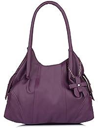 Fostelo Jacqueline Women s Handbag (Purple) 18a11bf2bbaf5