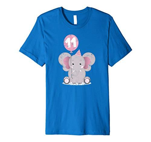 Elefant Geburtstag Kid Kind 11Jahr Mädchen Tochter Nichte -