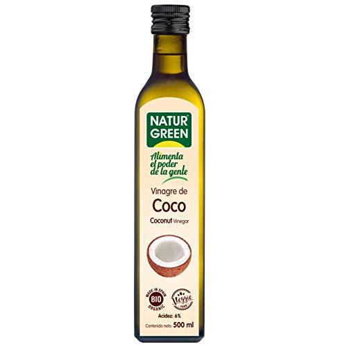 NaturGreen Vinagre de Coco Bio 500ml