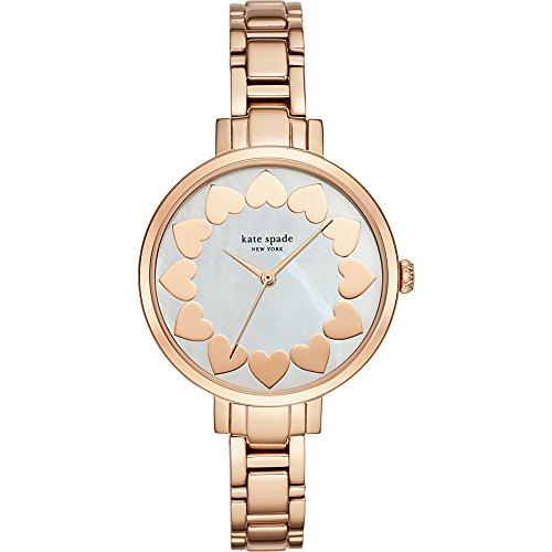kate-spade-new-york-damen-ksw1036-gramercy-analog-display-analog-quarz-rose-gold-watch