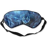 Space Tiger Cool Sleep Eyes Masks - Comfortable Sleeping Mask Eye Cover For Travelling Night Noon Nap Mediation... preisvergleich bei billige-tabletten.eu