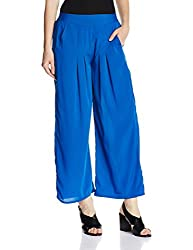 Aurelia Womens Palazzo (16FEK60030-01554_Blue_Medium)