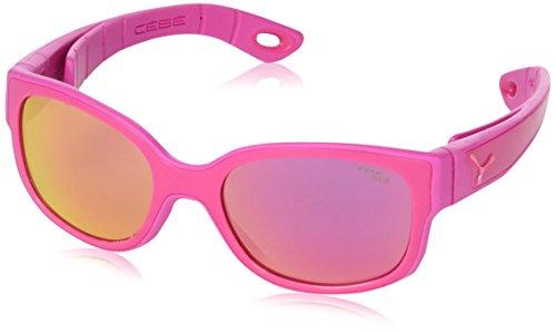 Cébé Kinder S'Pies Sonnenbrille, Pink, Small