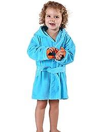 Batas y albornoces para bebés niño | Amazon.es