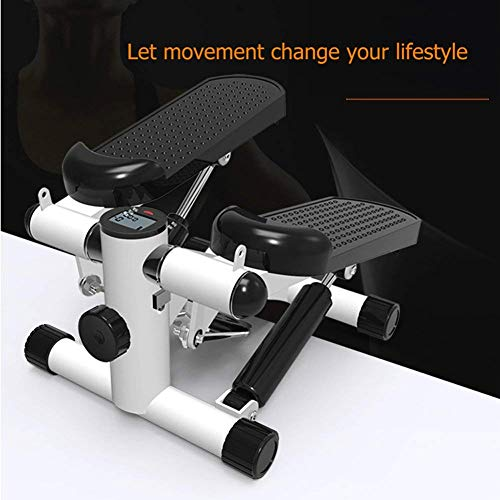 41YyE1ieORL. SS500  - NOMEN Handrail Stepper Home Stepper, Perfect Body Shaper Mute Hydraulic Multi-Function Pedal Mini Mountain Climbing Weight Loss Slimming Exercise Pedal Equipment