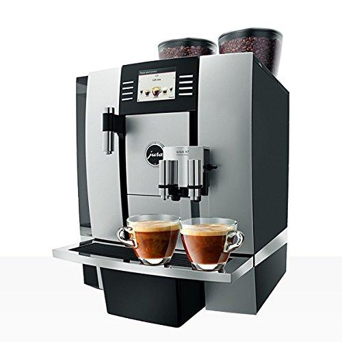 Jura Kaffeeautomat GIGA X7Professional freistehend vollautomatisch (freistehend, Kaffeemaschine...