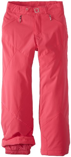 Thrill Athletic Fit Pant (Spyder Girl 's Thrill Athletic Fit Hose, Mädchen, Diva Pink/Diva Pink/Diva Pink)