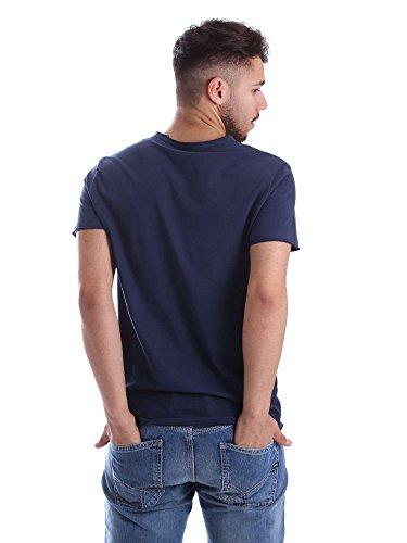 Gaudi jeans 71BU64121 T-shirt Man Blue