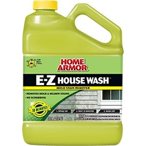 Mold Armor FG503 E-Z House Wash, 1-Gallon by Mold Armor