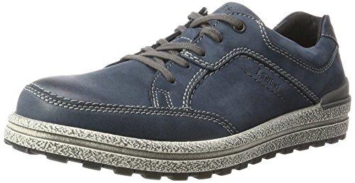 Josef Seibel Herren Emil 15 Sneaker, Blau (Ocean), 45 EU