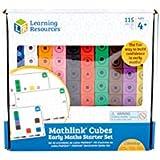 Kit d'activités de cubes Mathlink de Learning Resources