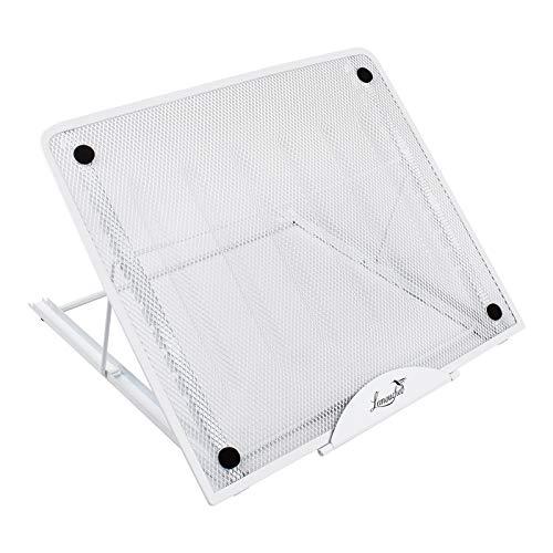 L'ÉMOUCHET Justierbarer Light Pad Stand, (12 Winkelpunkte) Rutschsicherer Halter für Tracing für XP-Pen Artist Huion 12