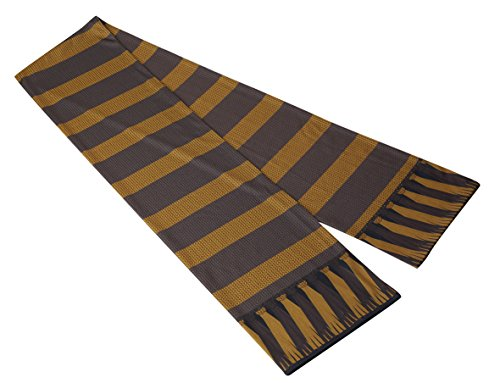 Rubie' s ufficiale fantastico bestie Harry Potter Hufflepuff sciarpa Taglia unica-Accessorio per costume