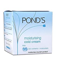 Ponds Moisturising Cold Cream (100ml) (Pack of 2)