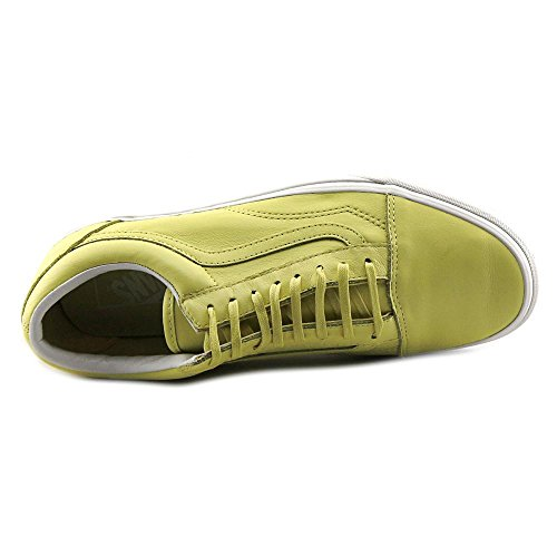 Herren Sneaker Vans Old Skool Pastel Sneakers yellow cream/blanc de bla