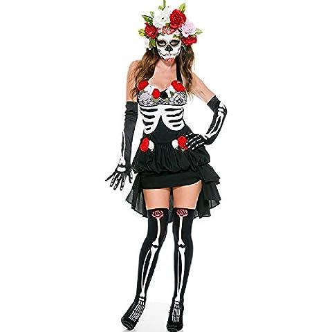 Burlesque Box - Costume sexy da giorno dei morti