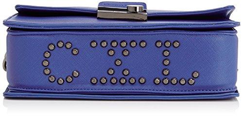 Christian Lacroix - Incarnation 5, Borsa a tracolla da donna Blu (Royal Blue)
