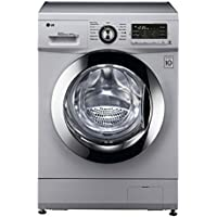 LG F1496AD5 Direct Drive 8kg Wash 4kg Dry Freestanding Washer Dryer Silver