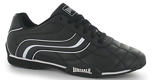 Lonsdale, Sneaker uomo Taglia unica Black/White