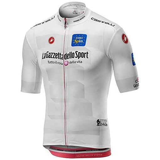 Castelli # Giro102 Squadra Jersey, Maglietta Ciclismo Uomo