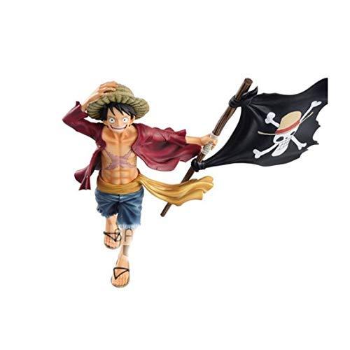 Banpresto One Piece Magazine Figura - Monkey D. Luffy 82264