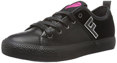 Fiorucci Damen Fdad021 Sneakers Schwarz (Nero)