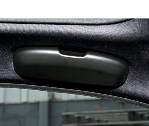INION IA-BW09-B Schwarz Sonnenbrillen Etui Fach Brillenhalter gebraucht kaufen  Wird an jeden Ort in Deutschland