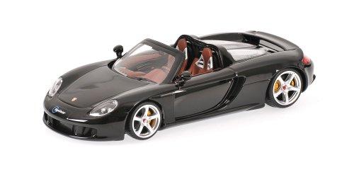 Preisvergleich Produktbild Minichamps 519436260 - Porsche Carrera GT - Top Gear,  Maßstab: 1:43,  schwarz