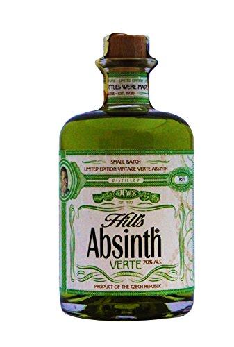 Hill\'s Absinth Verte \'Vintage Edition\' | 70{509af41215ba8f8eff6262bab74e6dbe97cfc4c66423f45ebbca509d2601022b} abv, 35mg/kg thujone