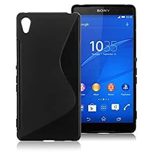 Wellmart Grip Back Cover For Sony Xperia Z1
