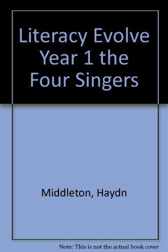 The four singers