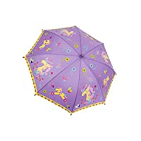 Colour Change Umbrella for Kids Children, Unicorns