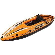 Jilong PATHFINDER I 2P 2 posti, kayak canoa gonfiabile biposto