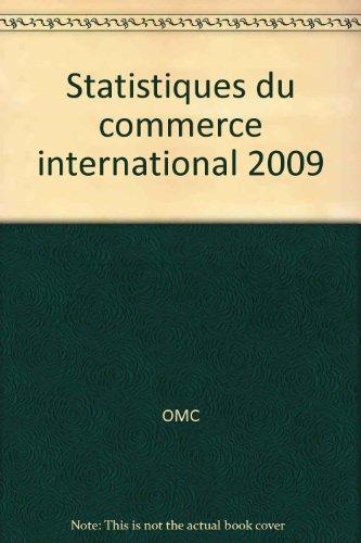 Statistiques du commerce international 2009
