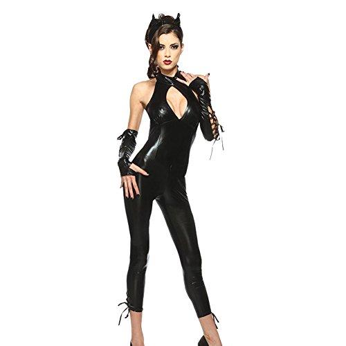 Disfraces Baratos De Gato O Gata Para Adultos Y Ninos Accesorios Y - Disfraz-de-gata-para-halloween