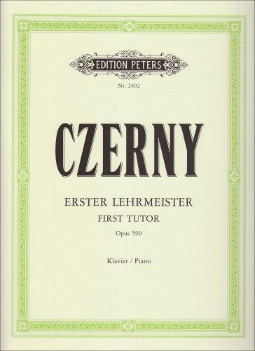 Erster Lehrmeister Opus 599 par Karl Czerny
