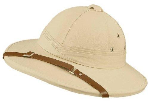 Henbrandt - Herren Luxus Safari Helm