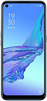 OPPO A53 (Fancy Blue, 6GB RAM, 128GB Storage)