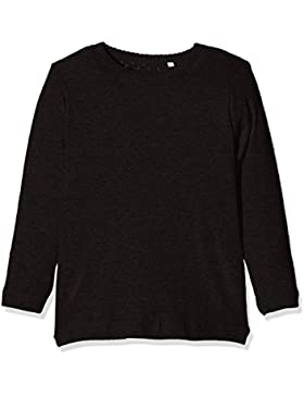 NAME IT Mädchen Langarmshirt Nmfvitte LS Slim Top NOOS