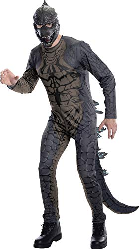 Rubie's Godzilla King of The Monsters Adult Classic Fancy Dress Costume X-Large (Kostüm Monster Inc Für Erwachsene)
