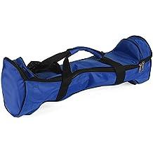 Bolsa de transporte Bolso protector para 6.5pulgadas Hoverboard 2ruedas Scooter eléctrico monopatín, azul