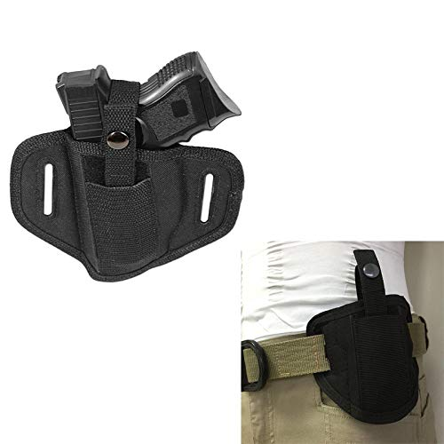 Costumes & Accessories New Fashion 1pc Pistol Gun Paddle Holster Pouch Military Cqb Airsoft Sig Hk Usp Compact Beretta Glock Bracket For Backpack Molle Sytem Elegant Appearance