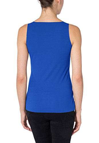 Wolford - Pure Top , Donna blue glow