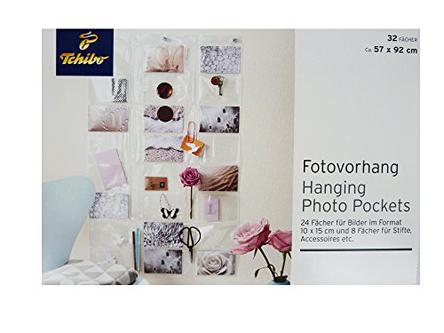 TCM Tchibo Fotovorhang zum Aufhängen a.d. Wand Foto Bilderrahmen Rahmen