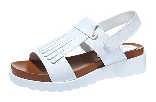 fq-real-balck-friday-womens-comfortable-velcro-tassels-slingback-pu-summer-sandal-45-ukwhite