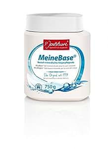 "Sel de Bain Minéral Alcalin ""MeineBase""® 750 g"