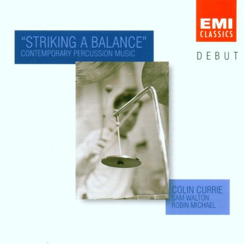 Striking A Balance. Contemporary Percussion Music